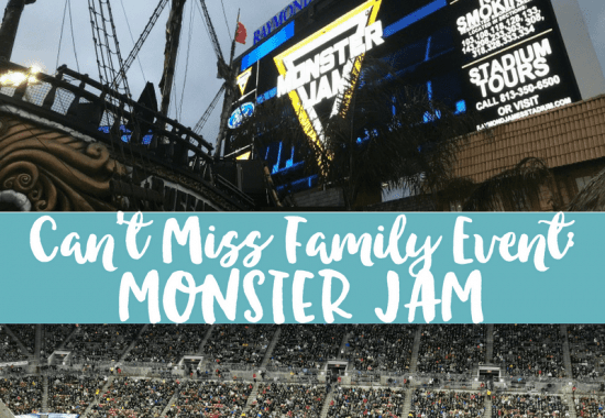 Monster Jam's Newest Fan: How Our Son Became Grave Digger Obsessed