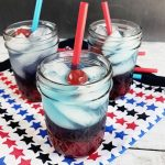 Captain America Mocktail Recipe