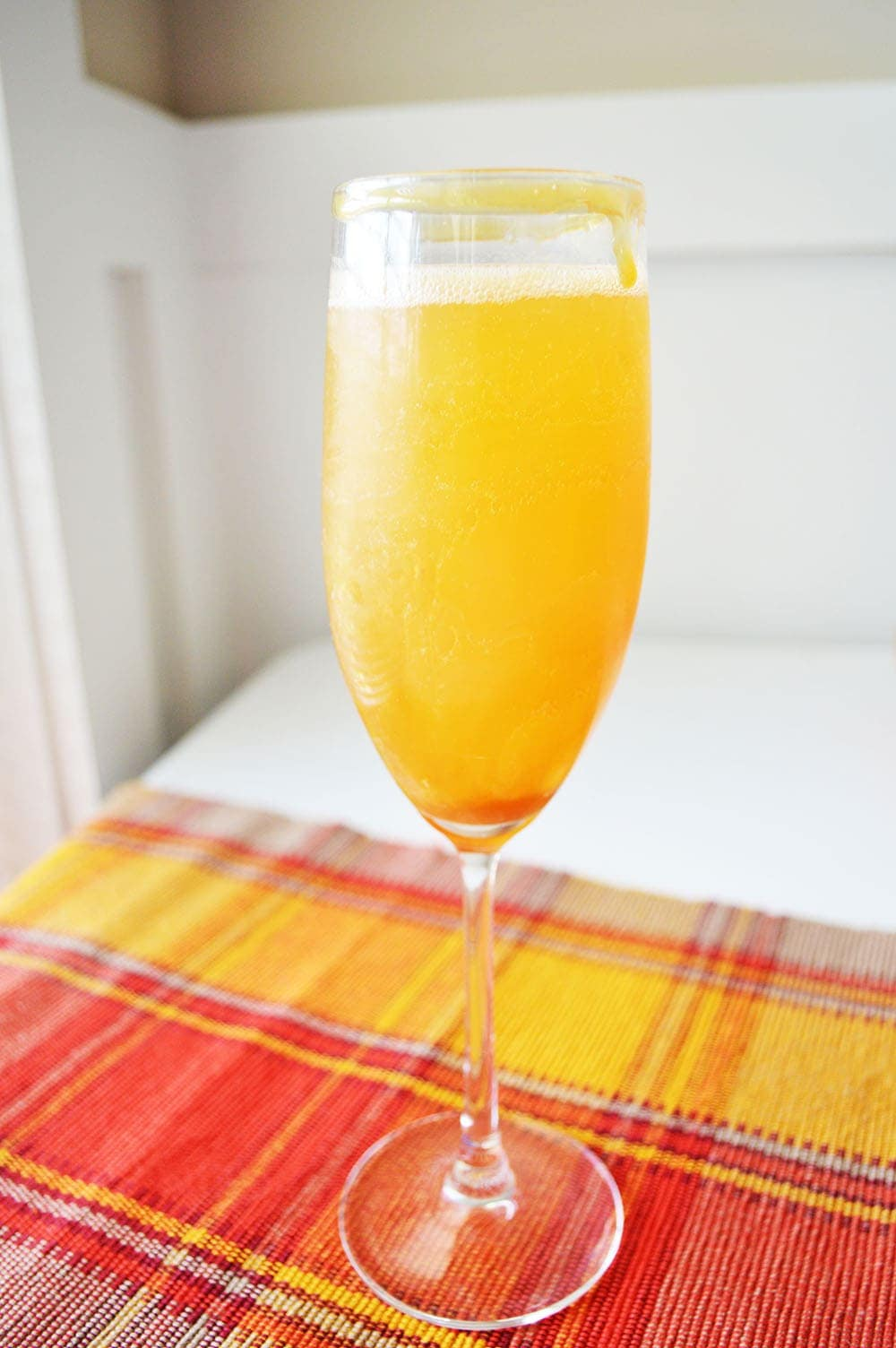 Carmel Apple Mimosa