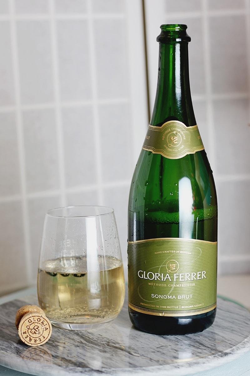 Celebrating With Sparkling Wine