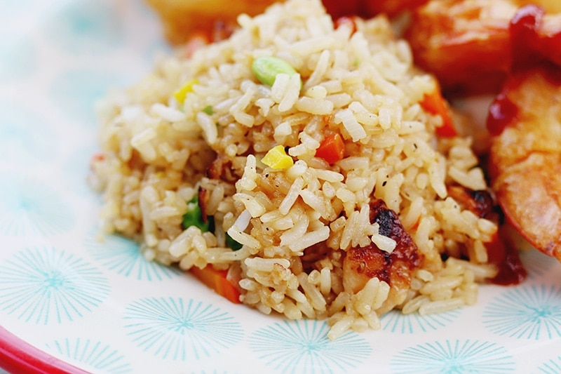 Spicy Garlic Tempura Shrimp Recipe