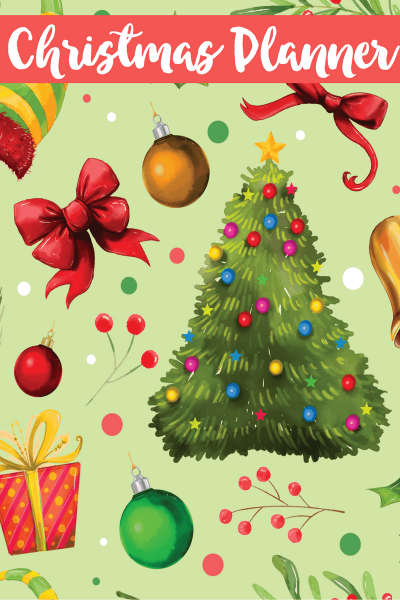 Printable Christmas Planner