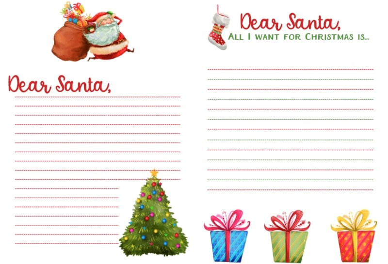 Christmas Planner For Kids