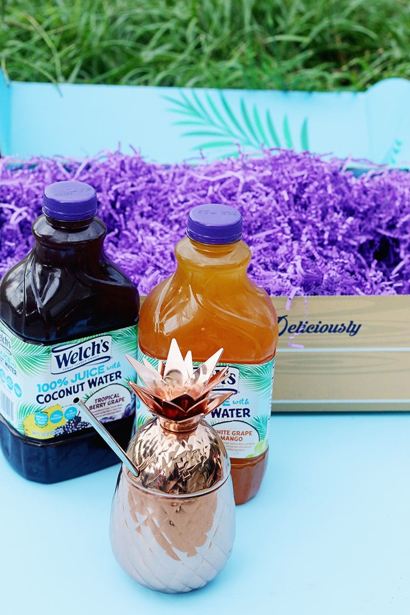 Welch's Juice With Coconut Water