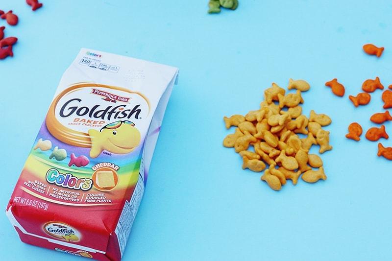 Goldfish Colors