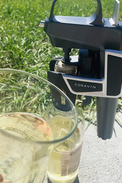 Save Wine With Coravin