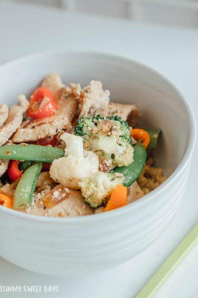 Rainbow Stir Fry Recipe Inspiration