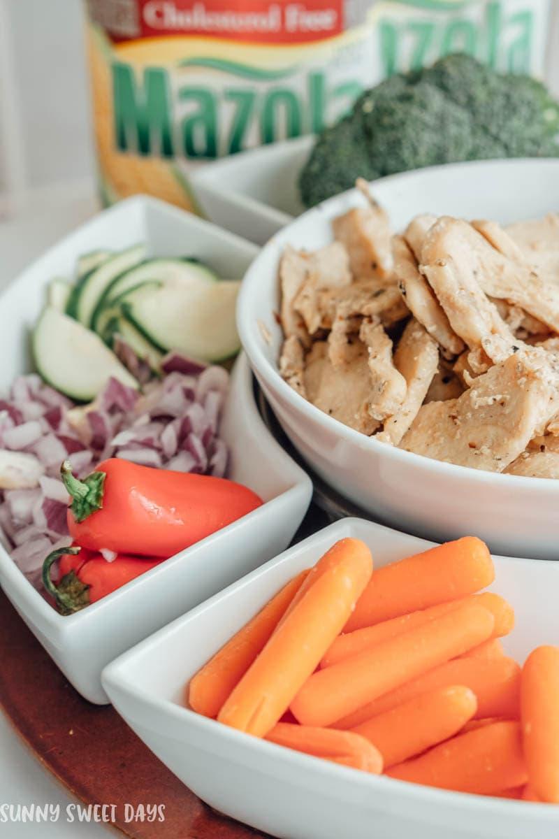 Rainbow Stir Fry Recipe