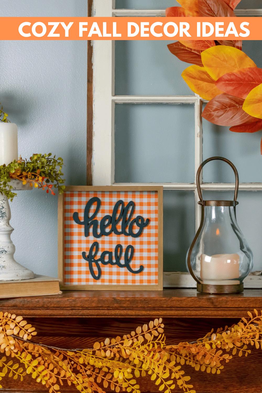 Cozy Fall Decor Ideas For Home