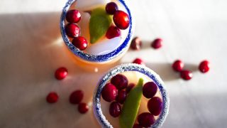 Cranberry Margarita Recipe
