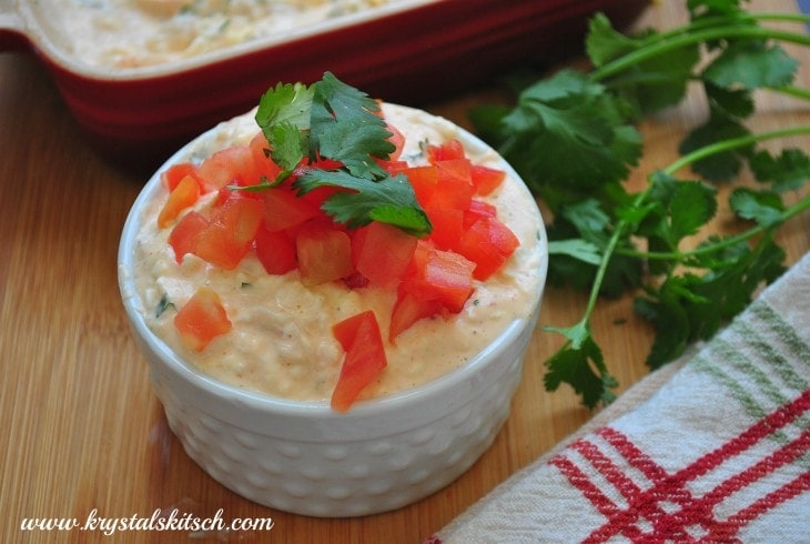 Creamy Shrimp Dip Recipe