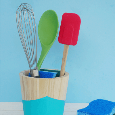 Create Your Own Utensil Holder