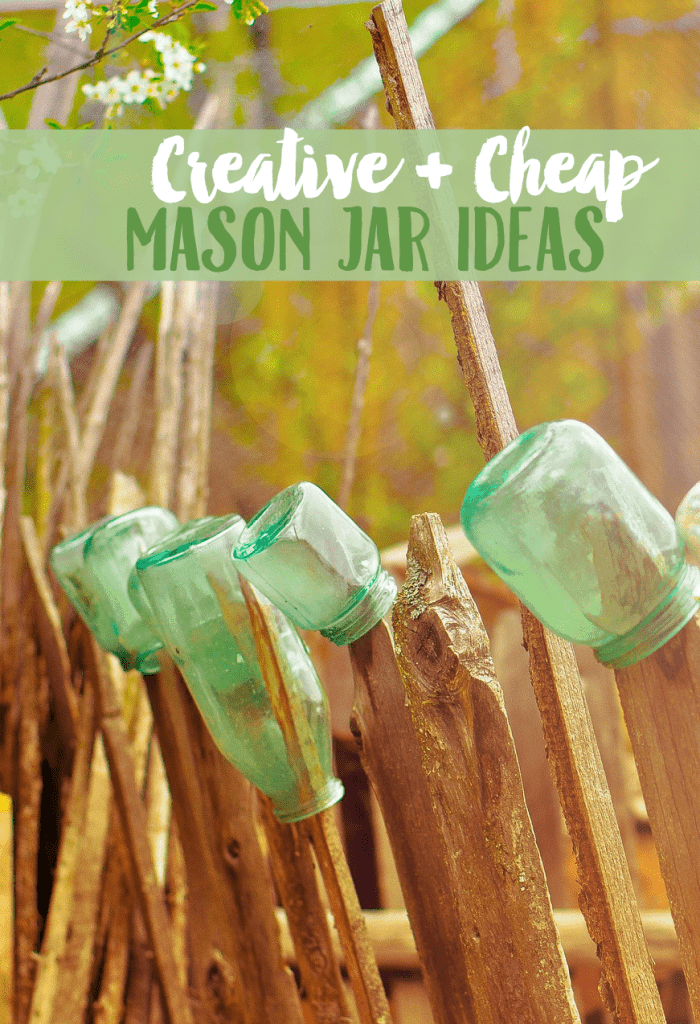 Creative Mason Jar Ideas