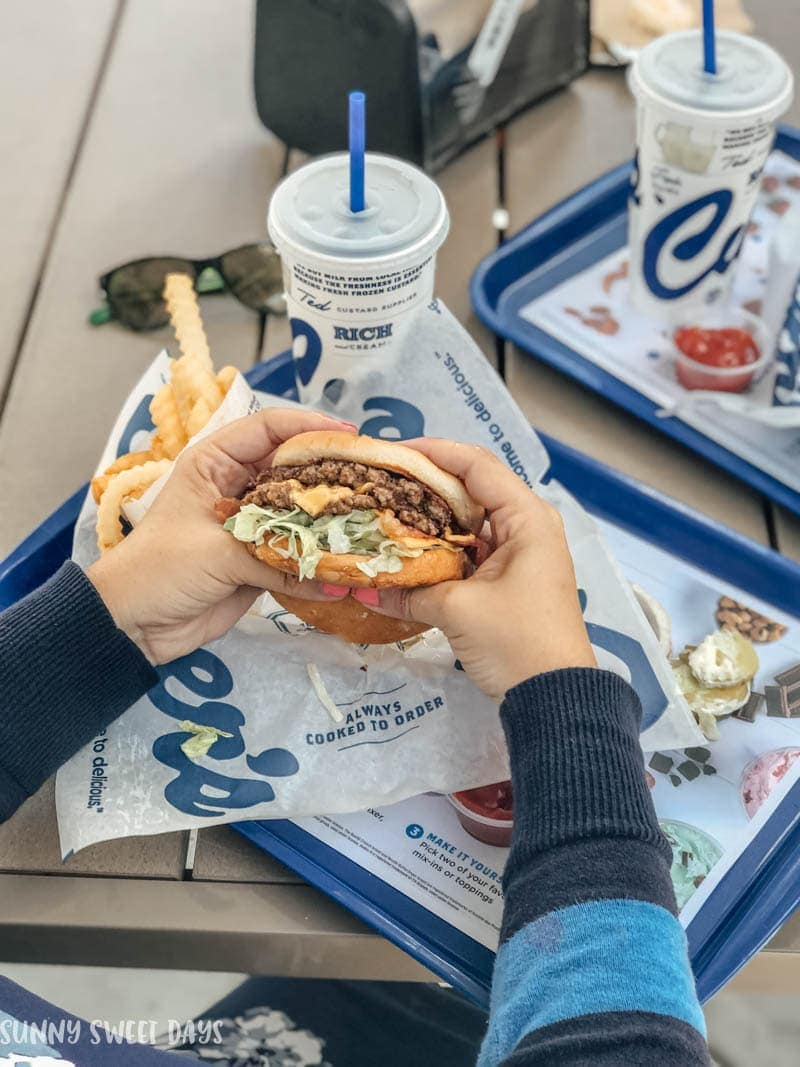How to Celebrate at Culver's