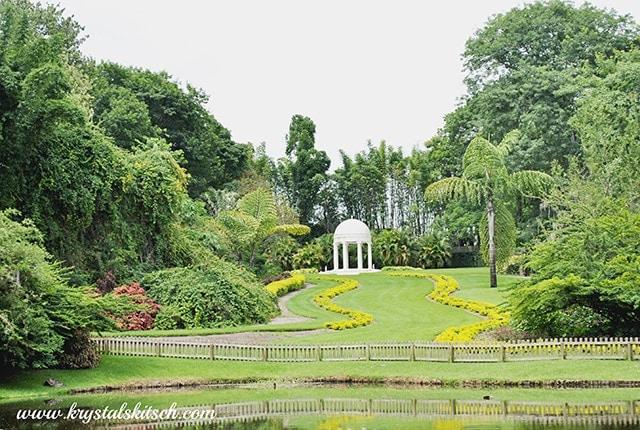 Cypress Gardens Gazebo