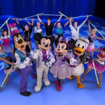 Disney on Ice: Reach For the Stars | #DisneyOnIce
