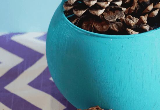DIY Fall Scented Bathroom Potpourri