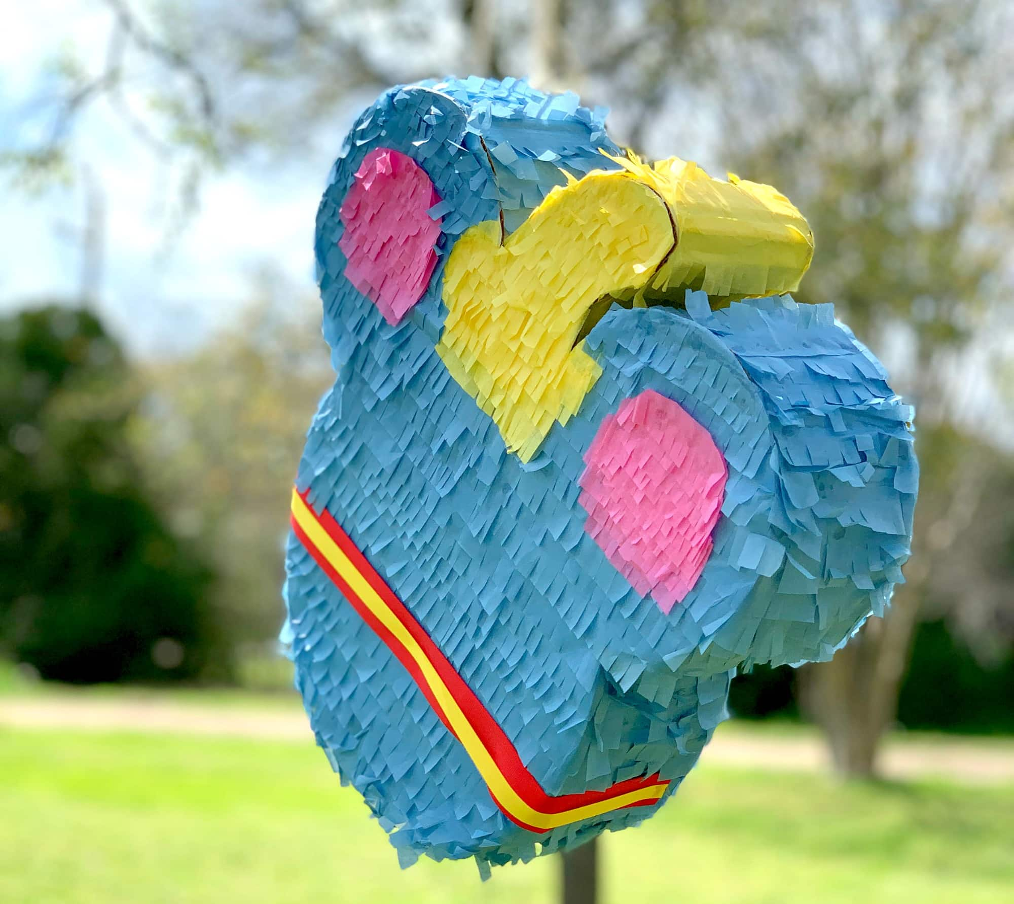 Dollar Tree pinata