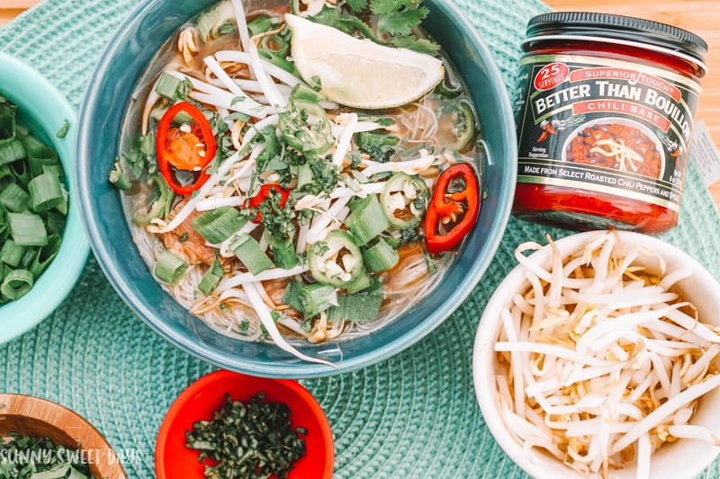 DIY Spicy Pho