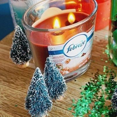 Holiday Home Tips + DIY Christmas Centerpiece Idea