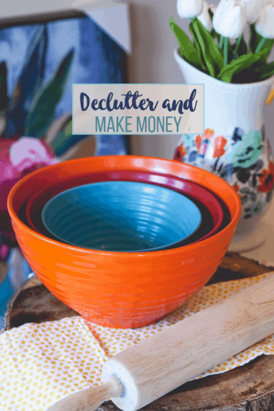 Declutter and Make Money
