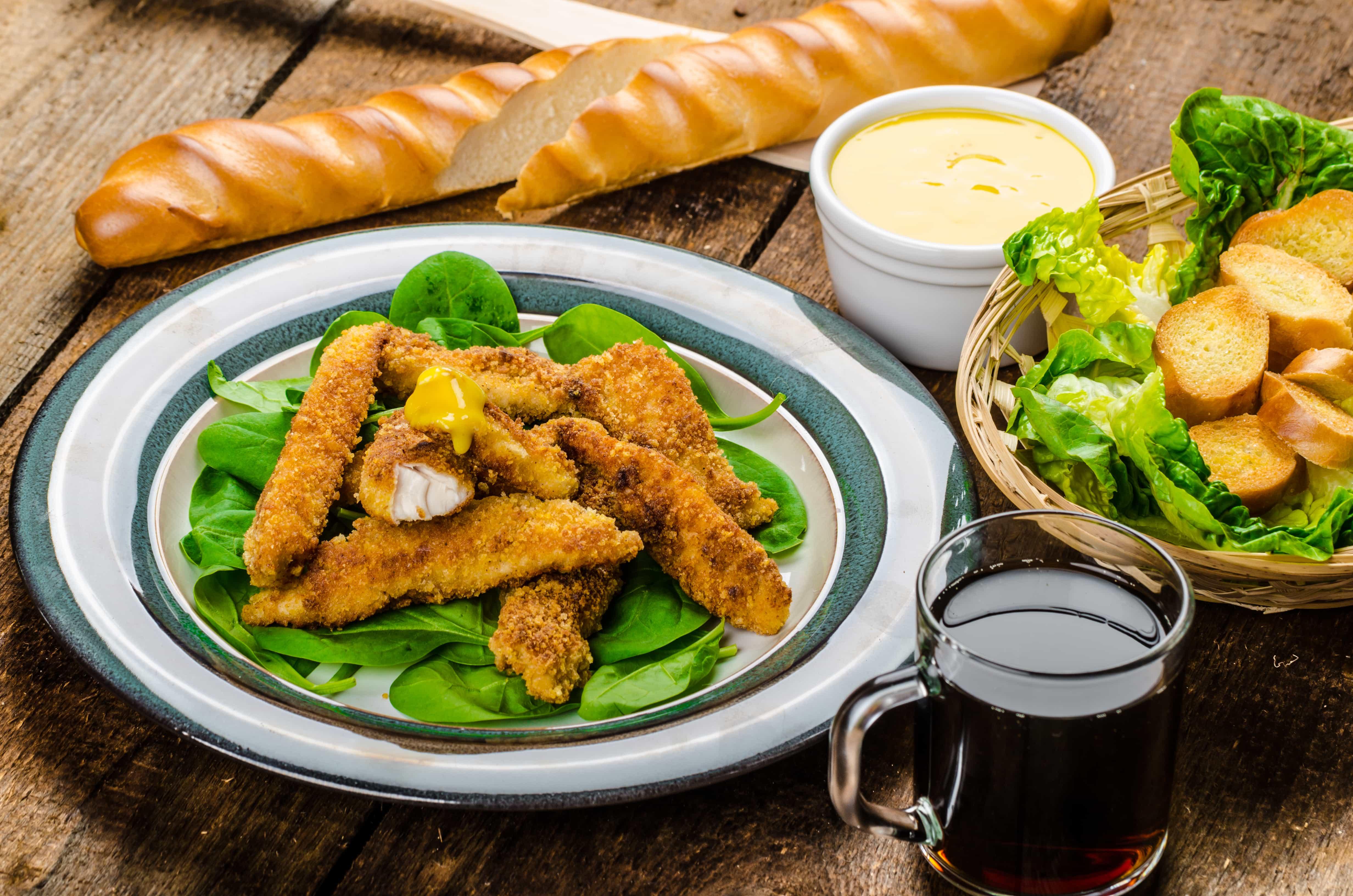 Easy Chicken Tender Recipe Ideas