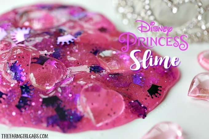 Disney Princess Slime