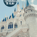 6 Disney World Experiences You Should Plan Ahead For