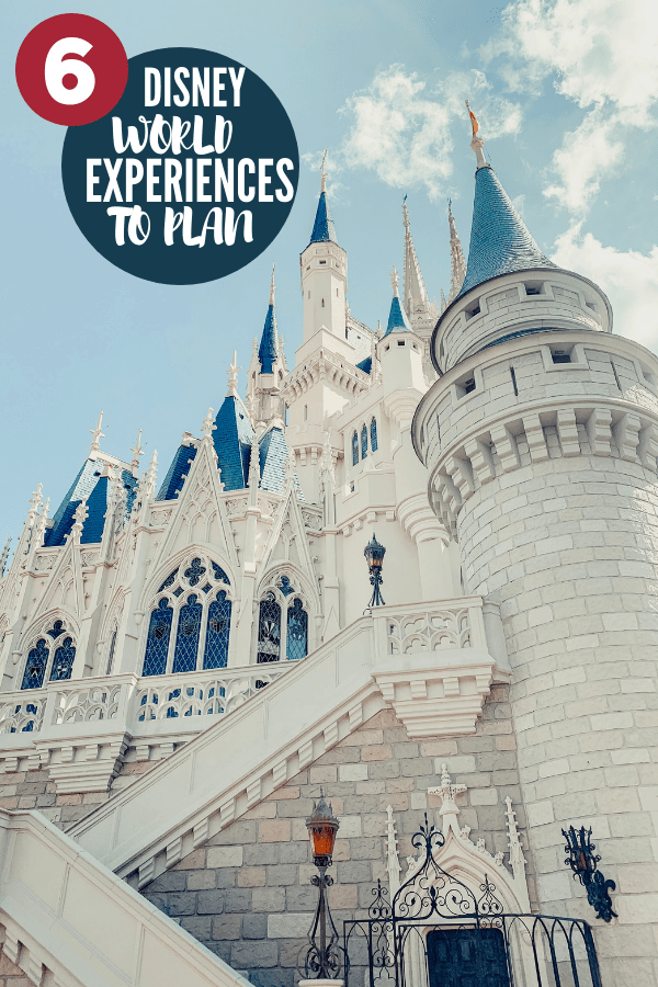 Disney World Experiences You Should Plan Ahead For