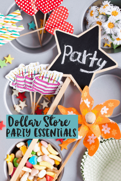 Dollar Store Party Tips