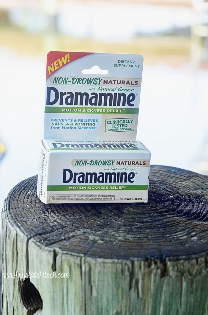 Dramamine All NAturals