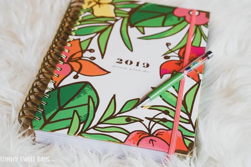 Dream Plan Do Planner