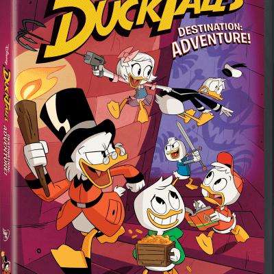 DuckTales Destination: Adventure Coloring Printables