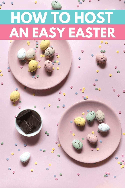 Host an Easy Easter