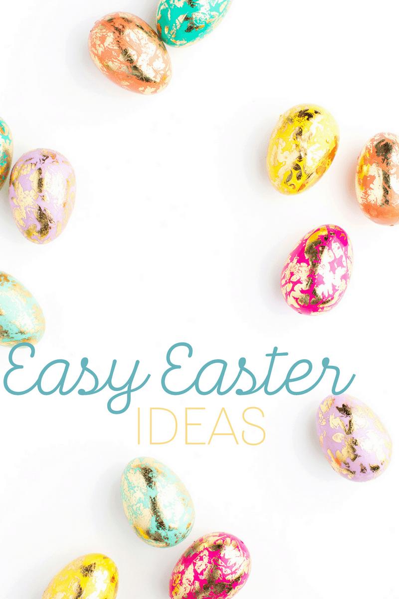 Easy Easter Tips