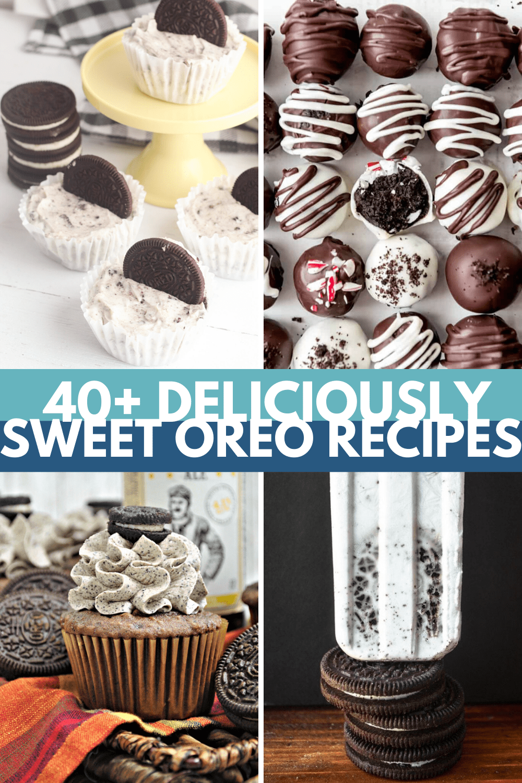 Deliciously Sweet OREO Recipes