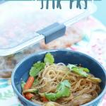 Organizing your Food Pantry | Easy Shrimp Stir Fry Recipe