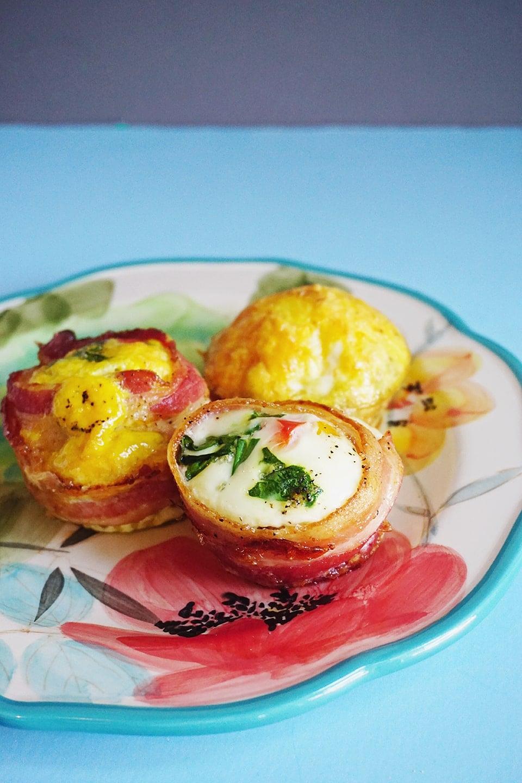 Easy Whole30 Breakfast Cups