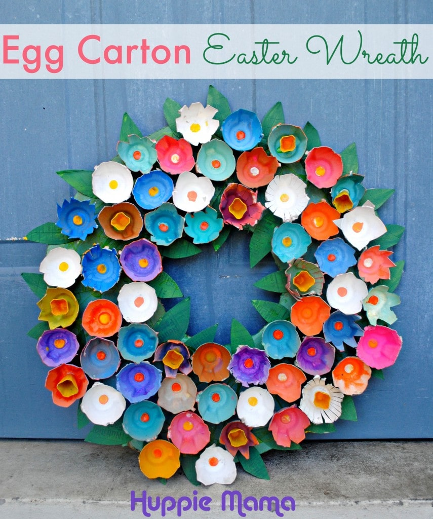 $ BUY NOW. With pastel eggs nestled in green grass, this wreath is basically an Easter Egg hunt in wreath form.