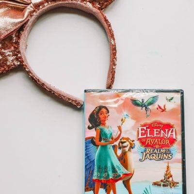 Elena of Avalor Printables: The Realm of the Jaquins DVD