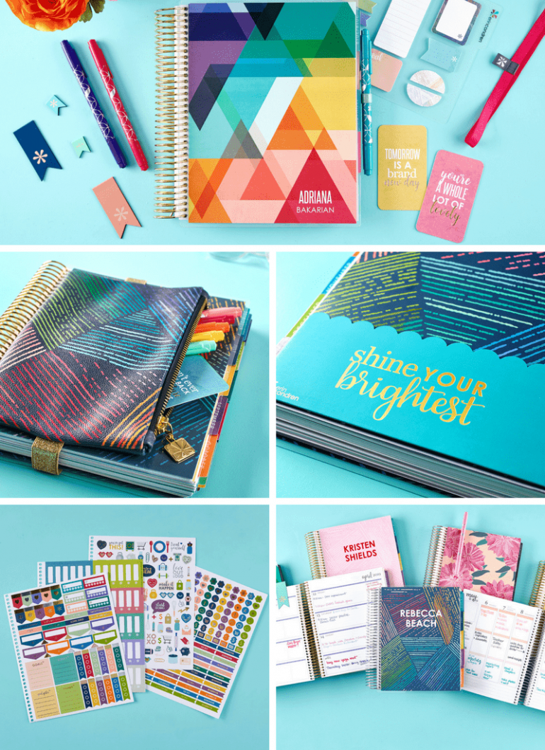 photo about Erin Condron called Erin Condren Planner: Is the Existence Planner For On your own? » Sunny