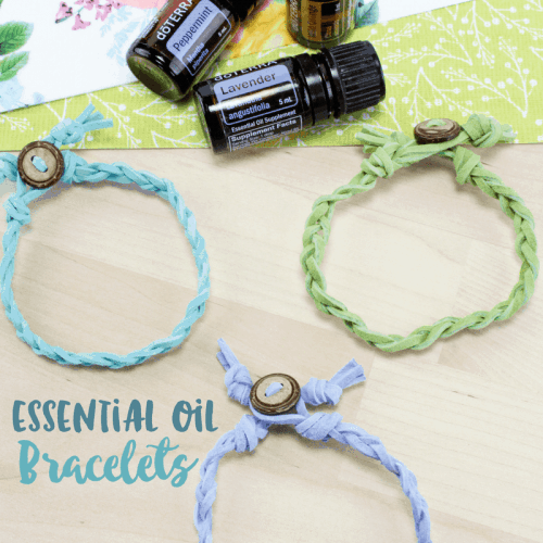 Essential Oil Bracelets