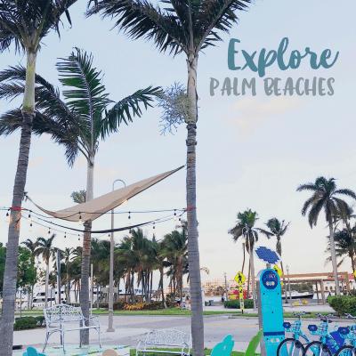 Explore Palm Beaches in Florida