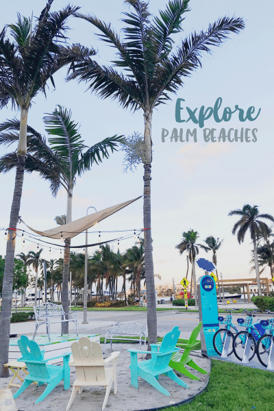 Explore Palm Beaches in Florida
