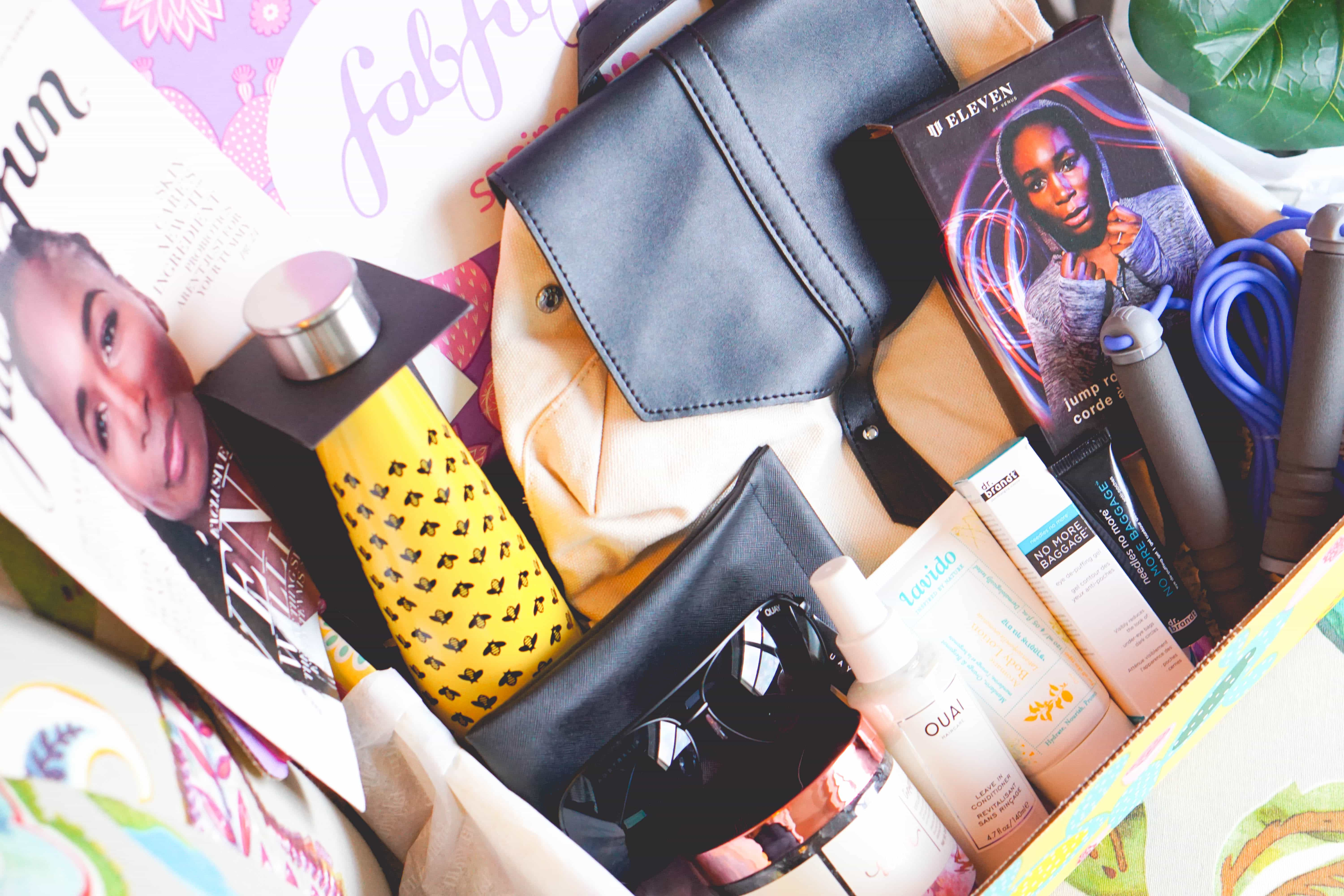 FabFitFun Box Review