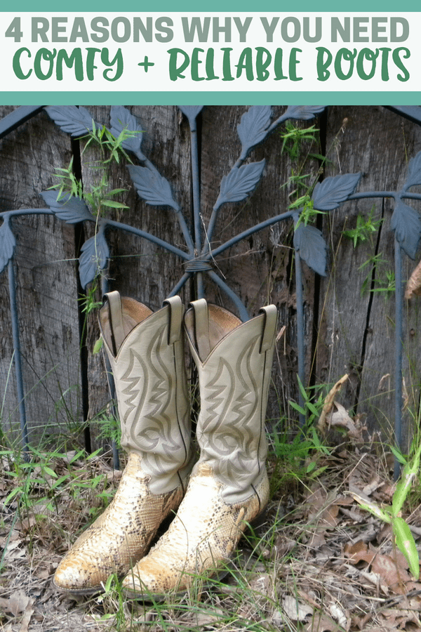 Fashionable Cowboy Boots