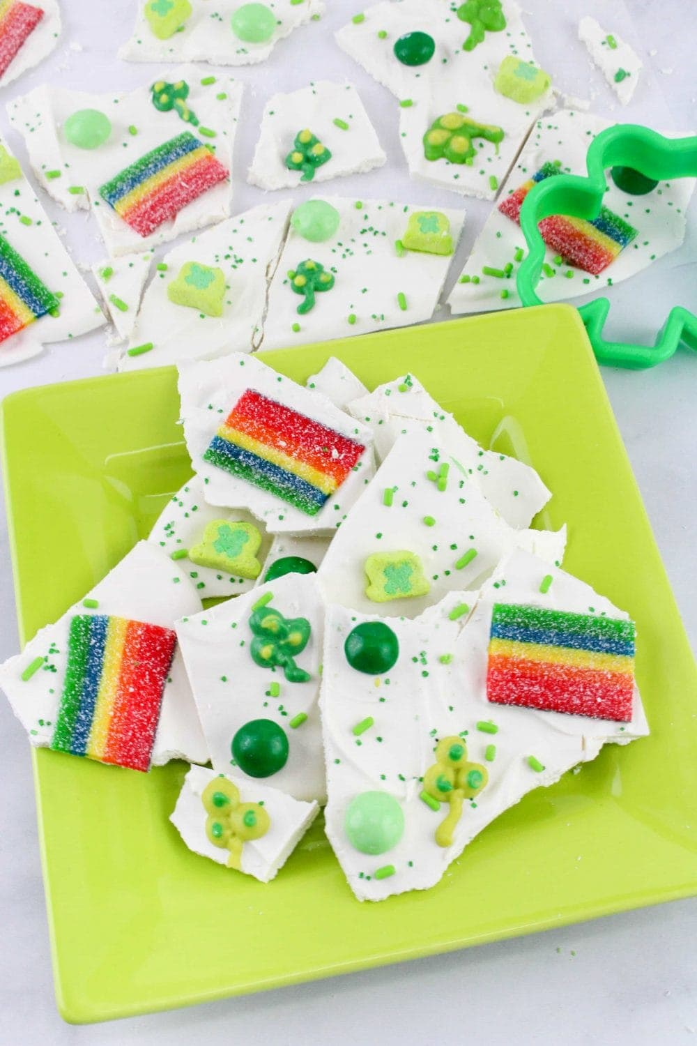 St. Patrick's Day Bark