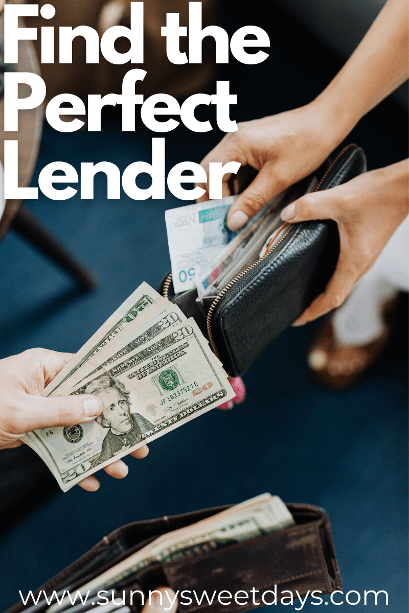 Find The Perfect Lender For Your Needs In 6 Easy Steps