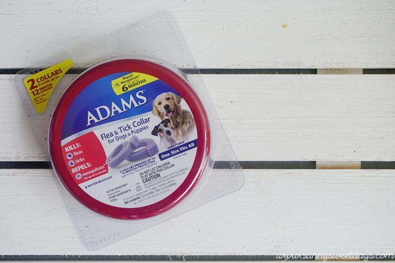 Adams Flea Collar