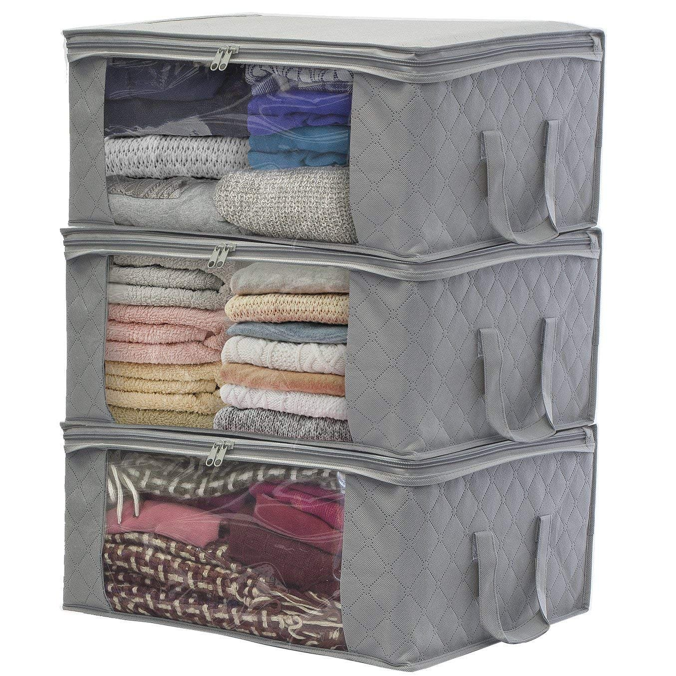 Foldable Storage Bag Organizers